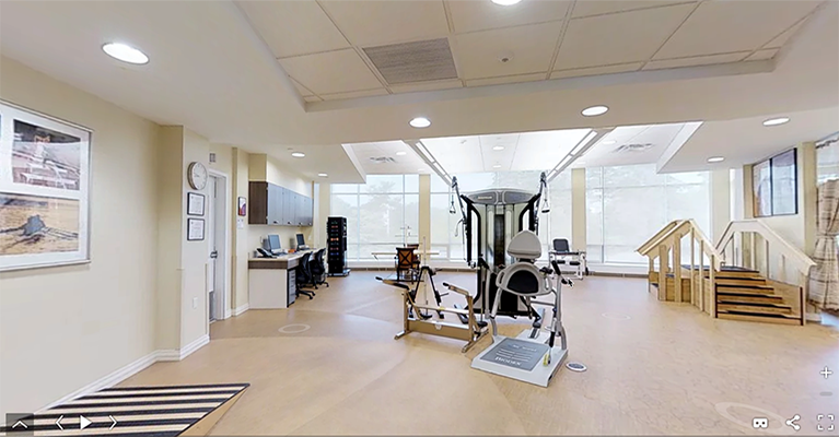 Rehabilitation Gym